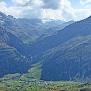 Nufenen e la Val Curciusa