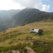 Arrivati all'Alpe Foppa