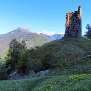 Ruderi della Torre di Boggiano 692 m