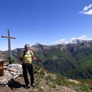 Sasso Corbaro 1548 m