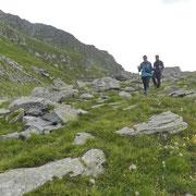 Passo delle Columbe 2380 m
