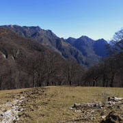 Alpe Bolgia 1121 m