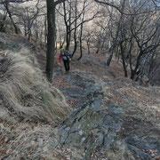 Salita al Monte Cadrigna