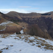 Monte di Lenno, Monte Galbiga, Monte Tremezzo
