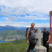 Monte Pravello 1012 m