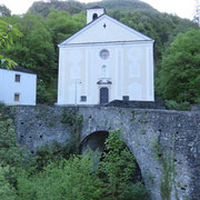 Sant'Anna 338 m (Roveredo GR)