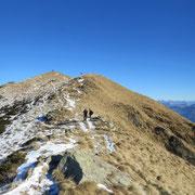 Discesa al Monte Pola