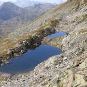 Laghetti della Foppa della Rondadura 2633 m