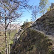 Sentiero per il Passo Pairolo