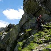 Arrivati al Passo Sassello 2336 m