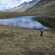 Lago di Scai 2300 m