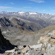 Guspissattel 2888 m