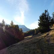 Proseguiamo per la Capanna Pian d'Alpe