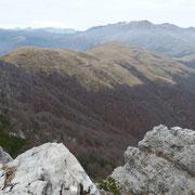 Verso il Monte Cucco