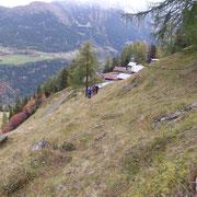 Salita all'Alpe Cara