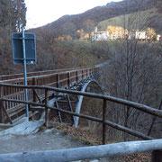 Ponte sopra la Valle Breggia