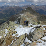 Pizzo della Sassada 2710 m