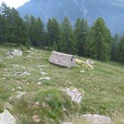 Alpe di Sbordan 1789 m
