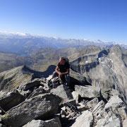 Piz Rondadura 3016 m