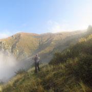 Entriamo nella Val di Guzzala