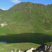 Lago di Tom e Alpe