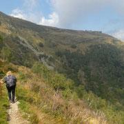 Alpe Foppa in vista