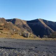 Dal Posteggio vicino al Rifugio Boffalora 1252 m