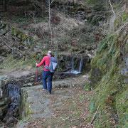 Sentiero nella Valle di Pianturino