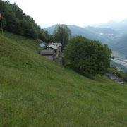 Monti di Mezzovico 980 m