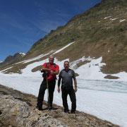 Passo delle Colombe 2381 m