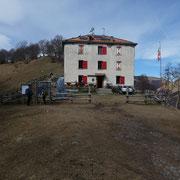 Rifugio Prabello 1201 m