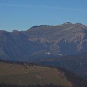 Verso l'Alpe Loasa e Monte Generoso