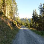 Prepiantò - Guald 1500 m