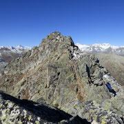 Monte Prosa cima 2738 m
