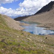 Lago del Corno 2477 m
