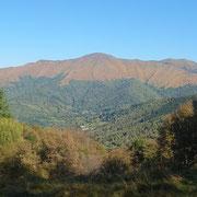 Ci spostiamo verso il Monte Palanzone
