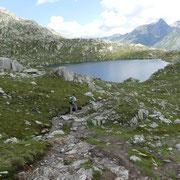 Lago d'Orsirora 2444 m