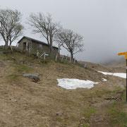Passo d'Agario 1550 m