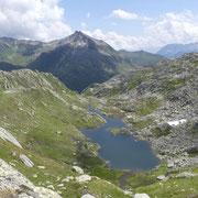 Lago d'Orsirora 2325 m