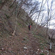 Sentiero verso Ciona