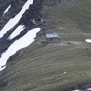 Pass Casatscha 2659 m