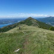 Proseguiamo per il Monte Cornizzolo