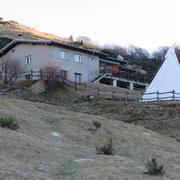 Capanna Alpe Cottino 1441 m