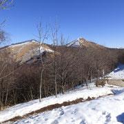 Verso il Pizzo dell'Asino e Monte Palanzone