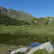 Laghetto dell'Alpe Bovarina