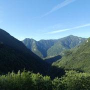 Verso la Valle Onsernone
