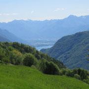 Verso il Lago Maggiore