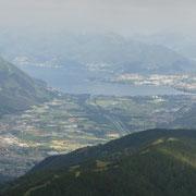 Piano di Magadino e Lago Maggiore