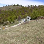 Capanna Pairolo 1353 m