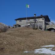 San Lucio 1542 m, capanna I